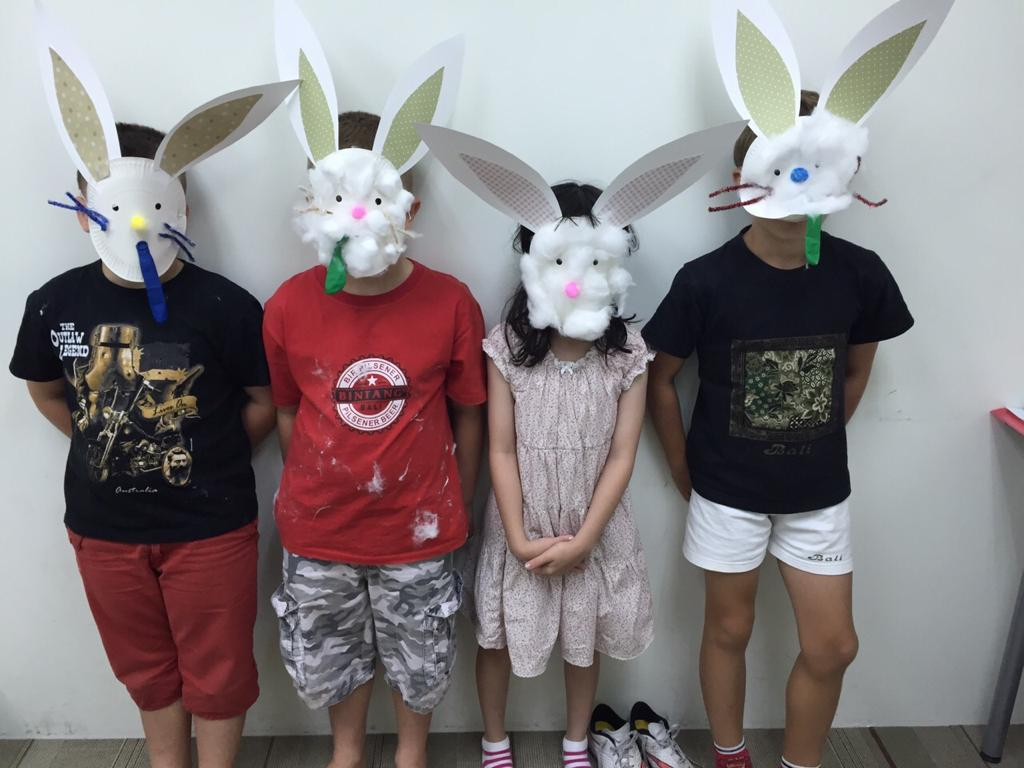 Easter Camp - 2015